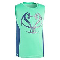 Boys 4-7 Under Armour Basketball Tank Top