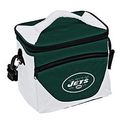 Logo Brand New York Jets Halftime Lunch Cooler