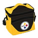 Logo Brand Pittsburgh Steelers Halftime Lunch Cooler