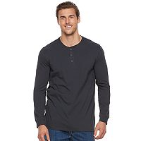 Men's SONOMA Goods for Life™ Modern-Fit Flexwear Henley