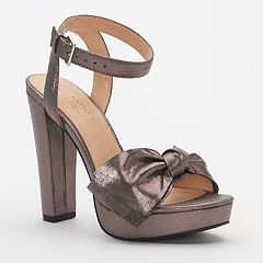 LC Lauren Conrad Azalea Women's High Heel Sandals