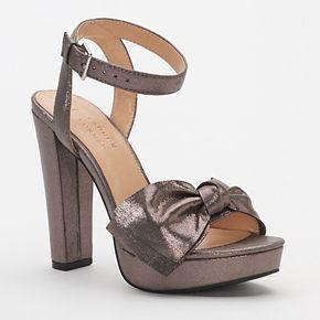 LC Lauren Conrad Azalea ... Women's High Heel Sandals XqASvM