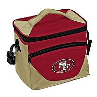 Logo Brand San Francisco 49ers Halftime Lunch Cooler