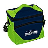 Logo Brand Seattle Seahawks Halftime Lunch Cooler