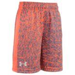 Boys 4-7 Under Armour Code Print Shorts