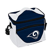 Logo Brand Los Angeles Rams Halftime Lunch Cooler