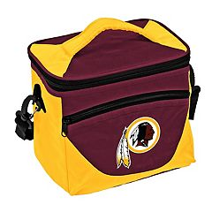 Logo Brand Washington Redskins Halftime Lunch Cooler