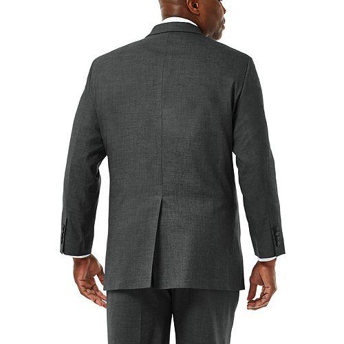 fc00fd55481 ... Sharkskin Classic Stretch Tall J m Suit Jacket Haggar fit Big amp   Premium fqHfU ...