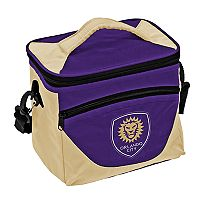 Logo Brands Orlando City SC Halftime Lunch Cooler