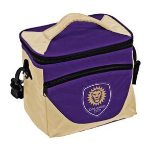 Logo Brands Orlando City SC Halftime Lunch Cooler