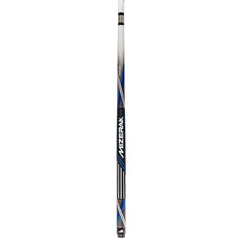 """Mizerak 58"""" Premium Carbon Sport Grip Pool Cue"""