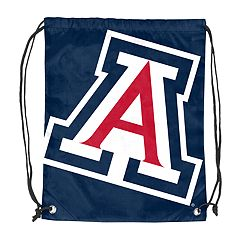 Logo Brands Arizona Wildcats Double Header Reversible Backsack