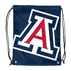 Logo Brands Arizona Wildcats Double Header Reversible Backsack