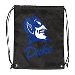 Logo Brands Duke Blue Devils Double Header Reversible Backsack