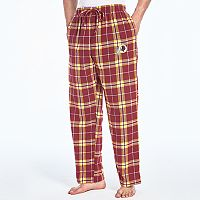Men's Concepts Sport Washington Redskins Huddle Lounge Pants