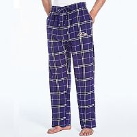 Men's Concepts Sport Baltimore Ravens Huddle Lounge Pants