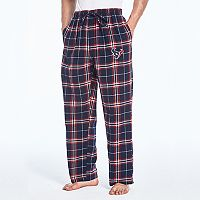 Men's Concepts Sport Houston Texans Huddle Lounge Pants