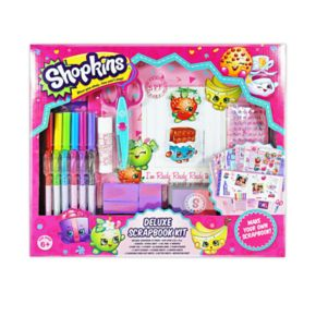Shopkins Deluxe Scrapbook Kit by InnovativeDesigns