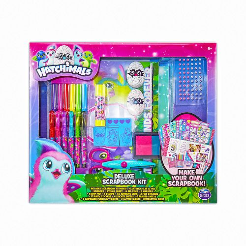 Hatchimals Deluxe Scrapbook Kit by Innovative Designs
