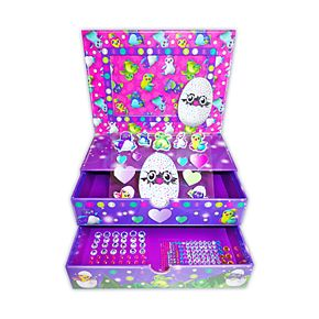 Hatchimals Glittery Glam Flip Frame Jewelry Box by InnovativeDesigns
