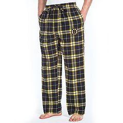 Men's Concepts Sport Boston Bruins Huddle Lounge Pants