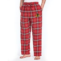 Men's Concepts Sport Chicago Blackhawks Huddle Lounge Pants
