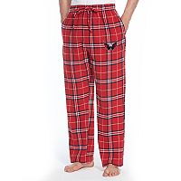 Men's Concepts Sport Washington Capitals Huddle Lounge Pants