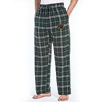 Men's Concepts Sport Minnesota Wild Huddle Lounge Pants
