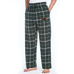 Men's Concepts Sport Minnesota Wild Huddle Lounge Pants