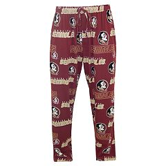 Men's Concepts Sport Florida State Seminoles Slide Lounge Pants