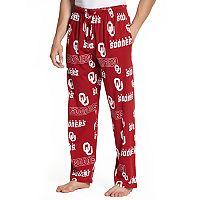 Men's Concepts Sport Oklahoma Sooners Slide Lounge Pants