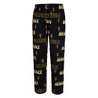 Men's Concepts Sport Arizona State Sun Devils Slide Lounge Pants