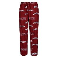 Men's Concepts Sport Indiana Hoosiers Slide Lounge Pants