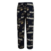 Men's Concepts Sport Purdue Boilermakers Slide Lounge Pants