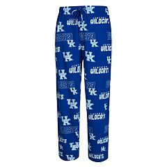 Men's Concepts Sport Kentucky Wildcats Slide Lounge Pants