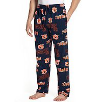 Men's Concepts Sport Auburn Tigers Slide Lounge Pants
