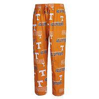 Men's Concepts Sport Tennessee Volunteers Slide Lounge Pants