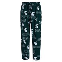 Men's Concepts Sport Michigan State Spartans Slide Lounge Pants