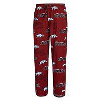 Men's Concepts Sport Arkansas Razorbacks Slide Lounge Pants