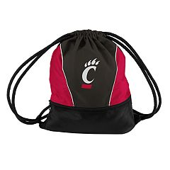Logo Brands Cincinnati Bearcats Sprint Drawstring Bag