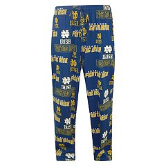 Men's Concepts Sport Notre Dame Fighting Irish Slide Lounge Pants
