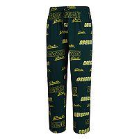 Men's Concepts Sport Oregon Ducks Slide Lounge Pants