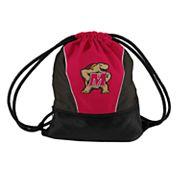 Logo Brands Maryland Terrapins Sprint Drawstring Bag