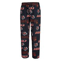 Men's Concepts Sport Cincinnati Bengals Slide Lounge Pants
