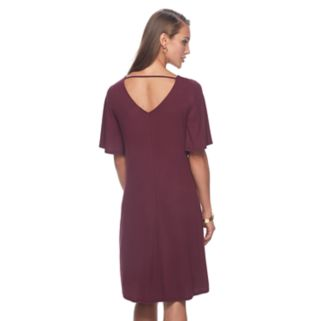 Women's Apt. 9® High-Low A-Line Dress