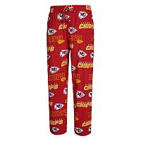 Men's Concepts Sport Kansas City Chiefs Slide Lounge Pants
