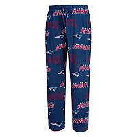 Men's Concepts Sport New England Patriots Slide Lounge Pants