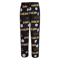 Men's Concepts Sport Pittsburgh Steelers Slide Lounge Pants