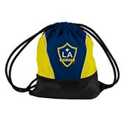 Logo Brands Los Angeles Galaxy Sprint Drawstring Bag