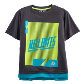 "Boys 8-20 RBX ""No Limits"" Tee"